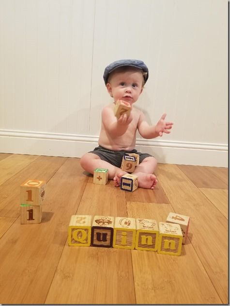 Hipster Quinn with Blocks 8-20-18