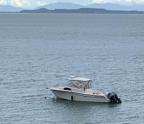 Captain Dave's Boat