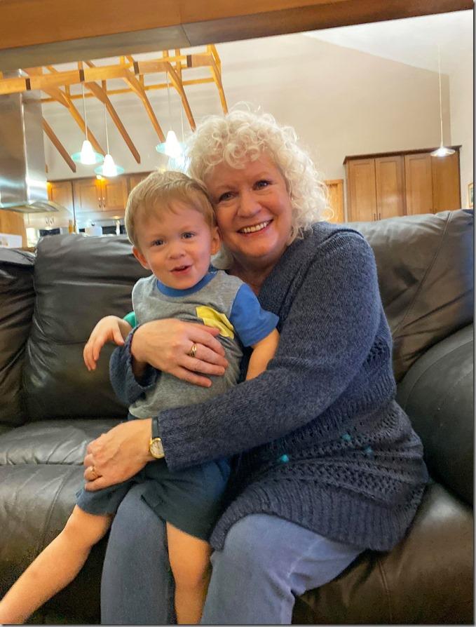 Quinn and Nonna 1-11-20