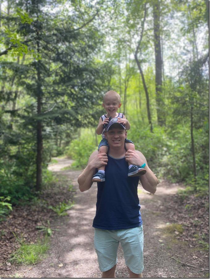 Happy Trail 5-9-20
