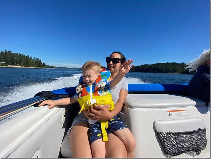 Boat Ride Fun 9-6-20
