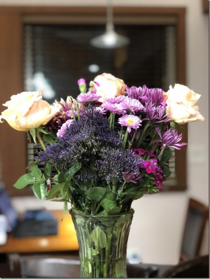 Valentine's Flowers 2-14-21