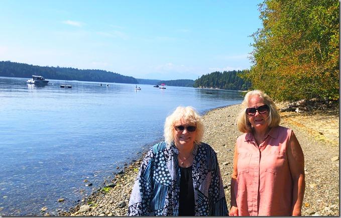 Helen and Tonya Harstine Beach-1 7-4-21