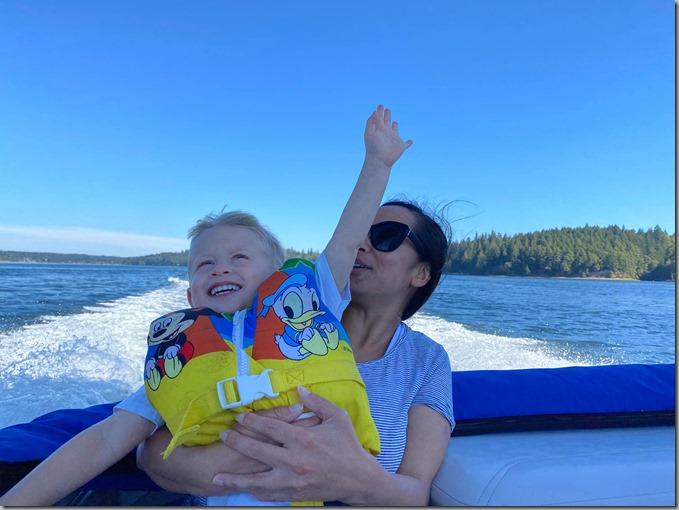Happy Boat Boy 9-6-20