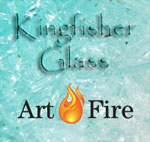 Check out Tonya's glass works on Artfire