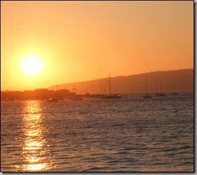 Camano Sunset 07-01-06