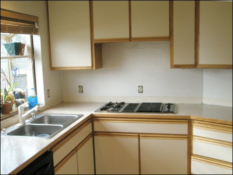 kitchen - countertop in